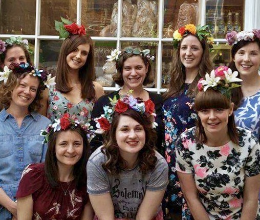 Flower Crown Making London