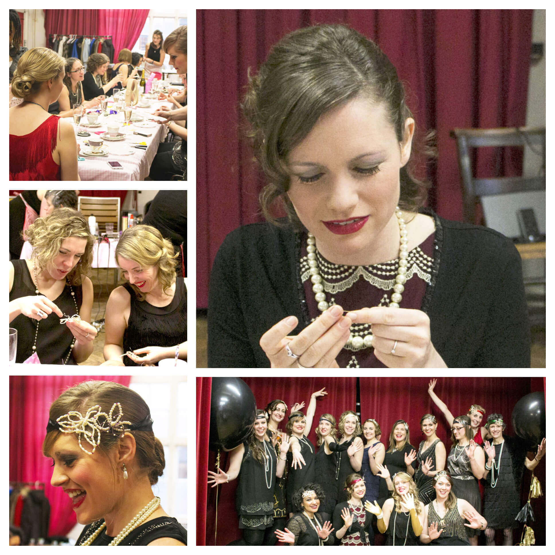 gatsby hen party
