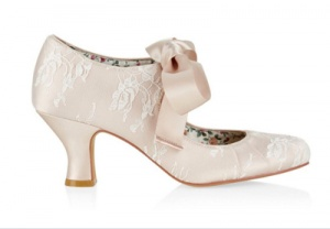 wedding shoes by Monsoon