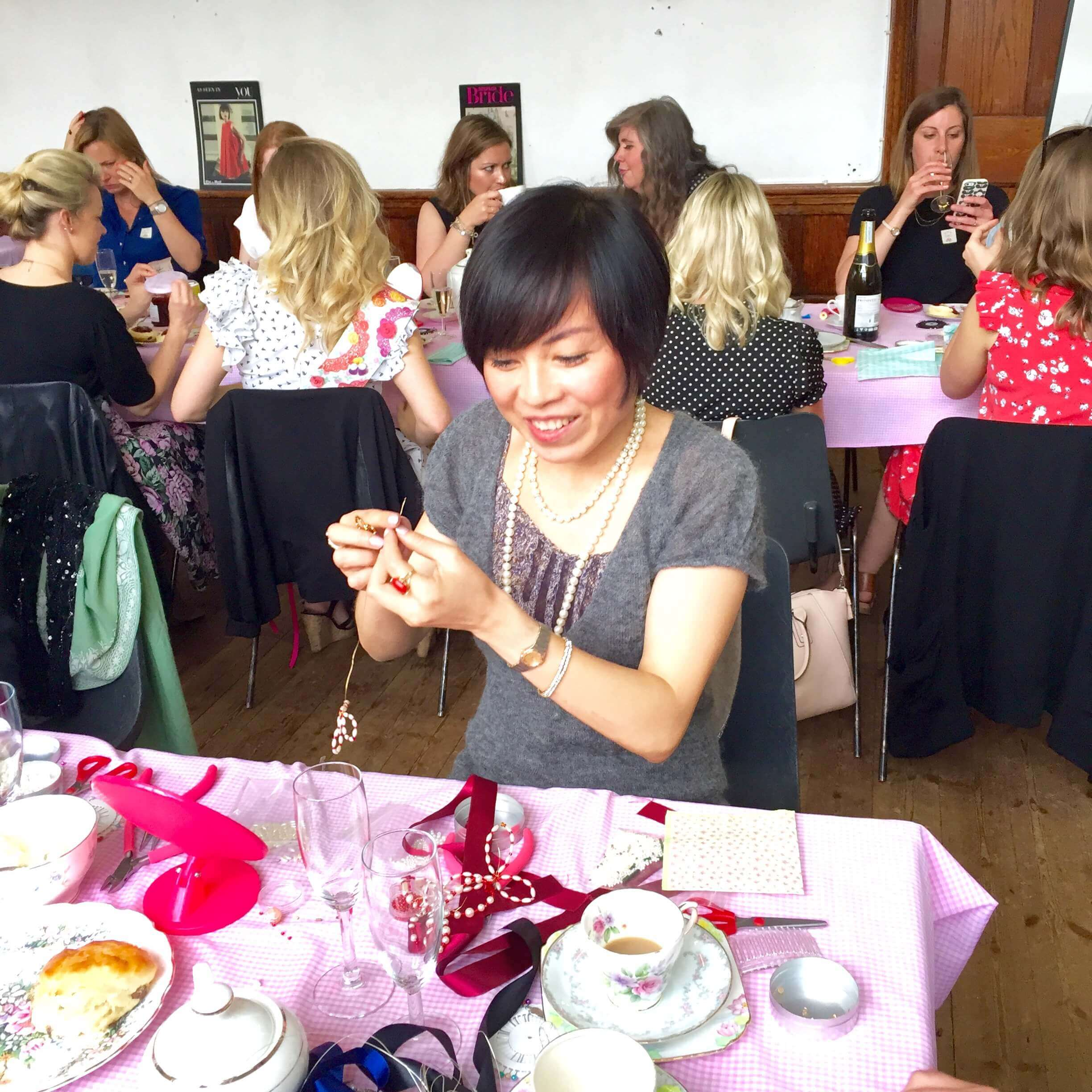 fascinator making london