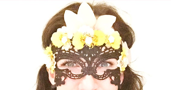 masquerade hen party themes
