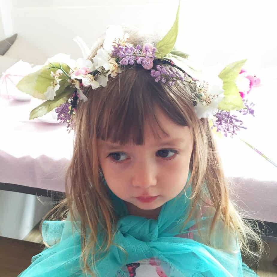 boho flower crowns