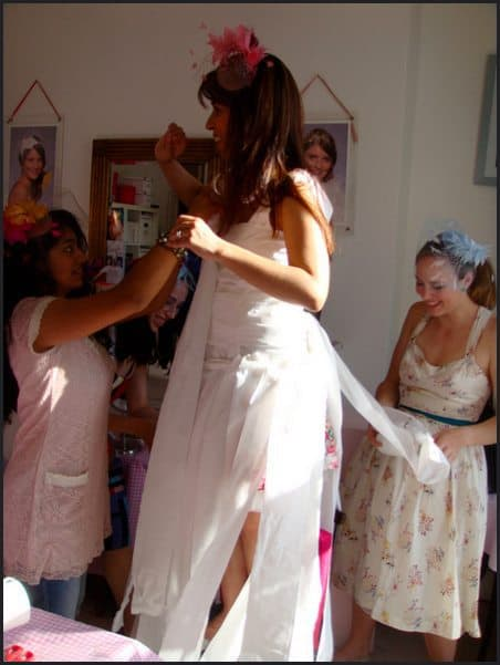 hen party idea