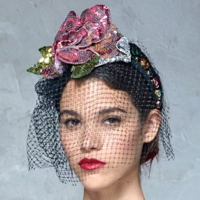 Ascot Millinery Trends 2017 Veiling