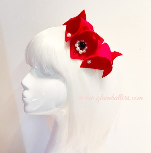 fascinator making events in London