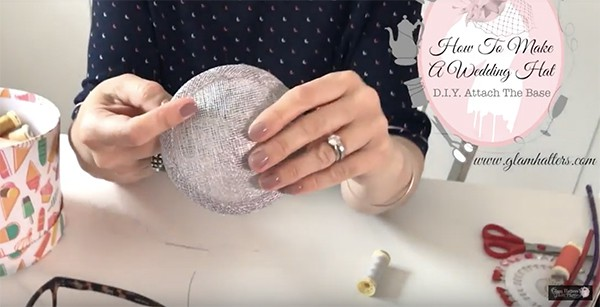 How To Attach A Fascinator Base