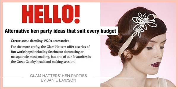 Alternative hen parties