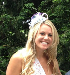 Chemmy Alcott at Glam Hatters