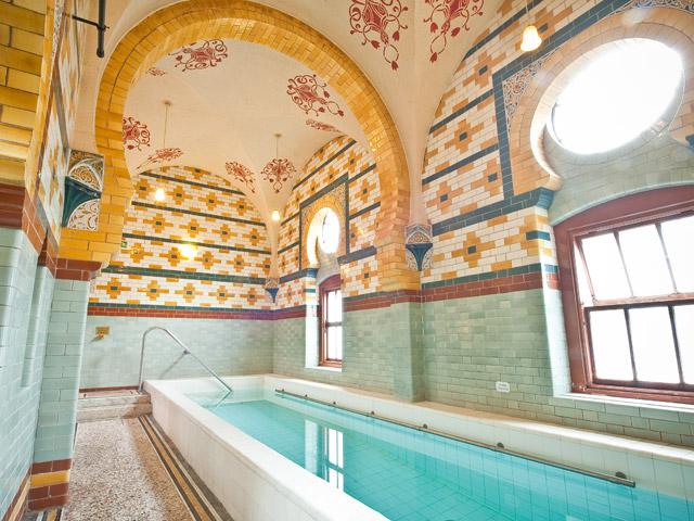 Turkish Baths Harrogate - Plunge Pool
