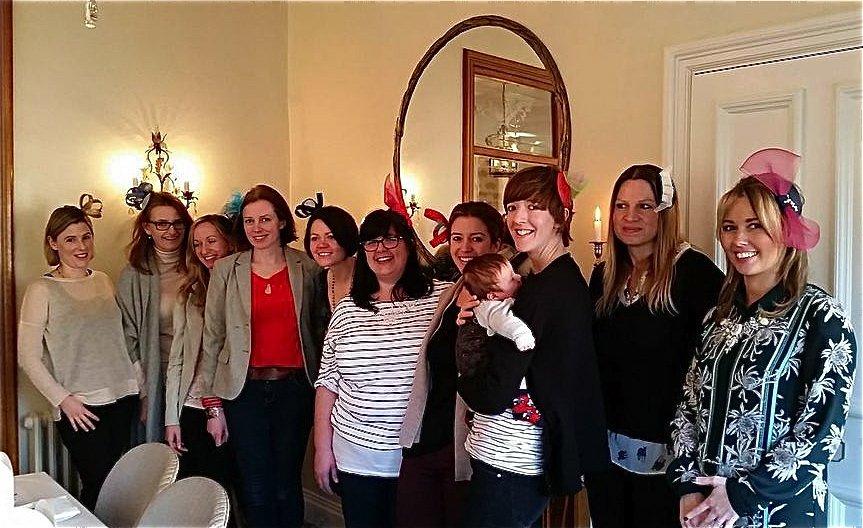 Betty's Tea Room Harrogate Hen Party