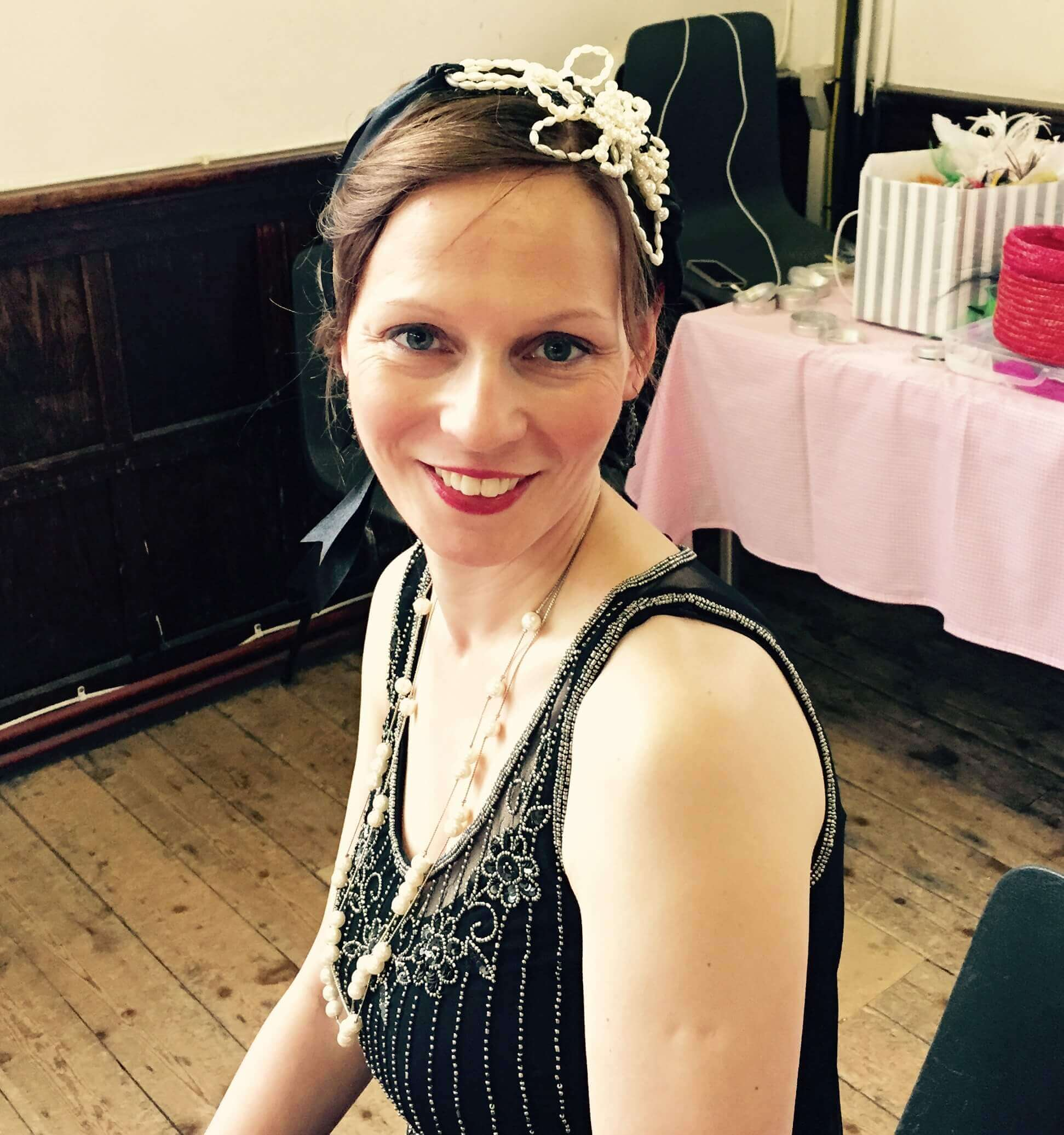 vintage inspired hen party