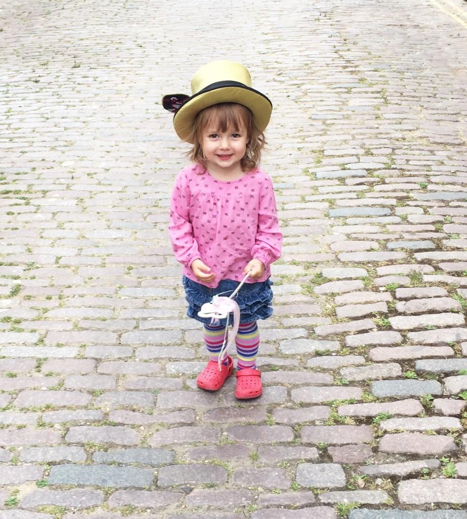 Glam Hatter Girl