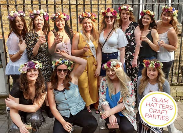 flower crown workshop brighton