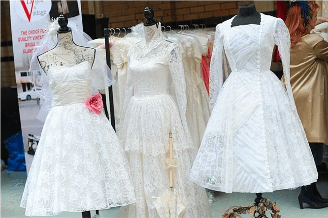 Vintage wedding dresses