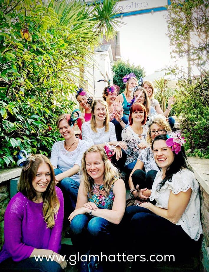 classy hen do ideas, hen party activity