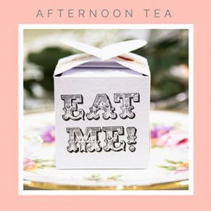 GLAM HATTERS' TEA PARTY