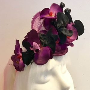 Ascot Millinery by Janie Lawson for Glam Hatters' Hen Parties