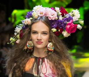 Floral Crown Trend 2019
