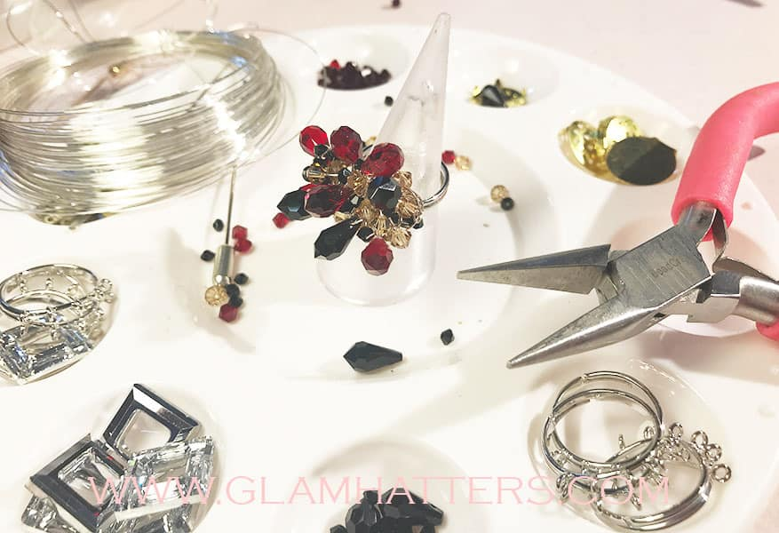 jewellery making hen party