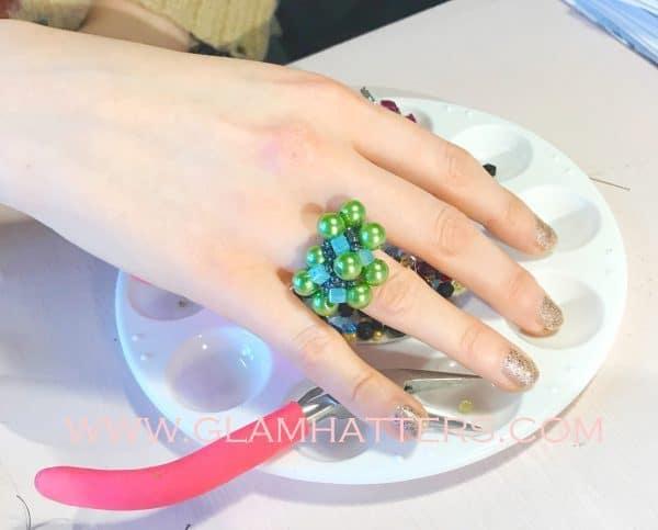 jewellery making hen do