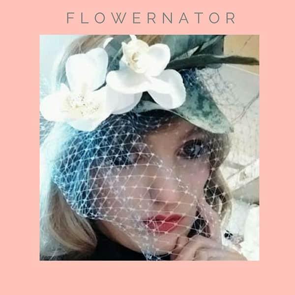 Flowernator hen party