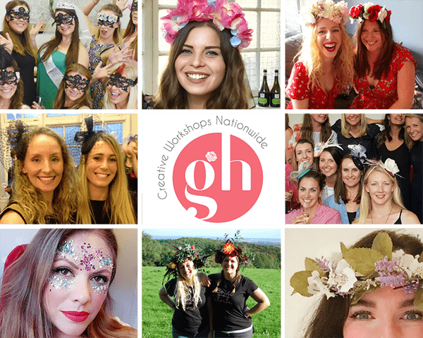 Crafty Hen Parties Nationwide