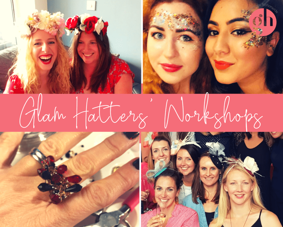 Crafty Hen Party In London