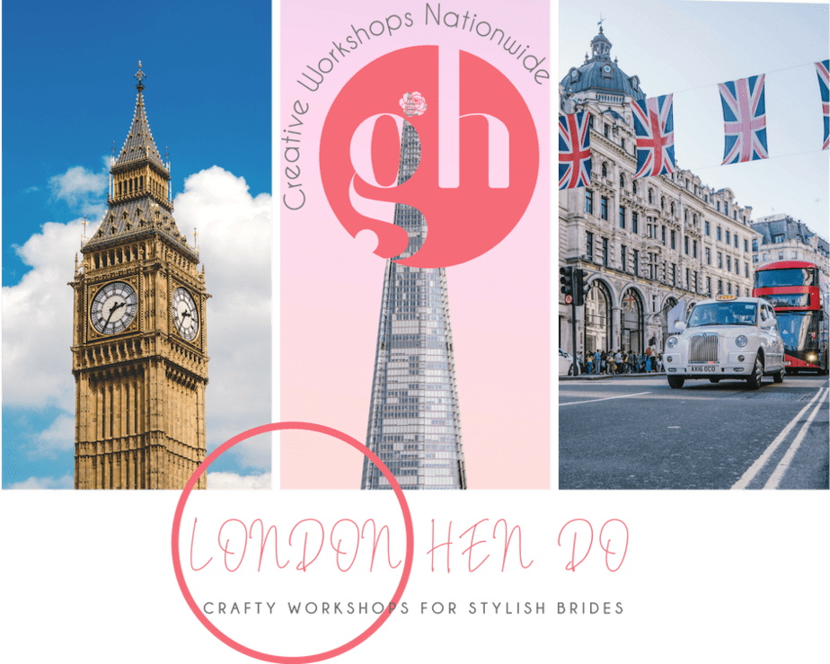 London Hen Do Ideas