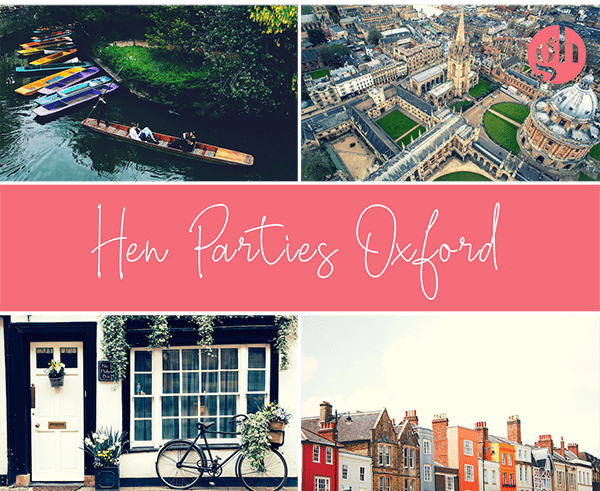 Crafty Hen Party In Oxford