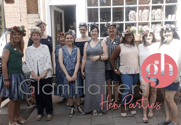 Hen Party Idea Oxford