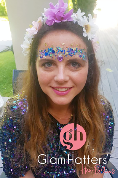 Glitter Party Hen Do