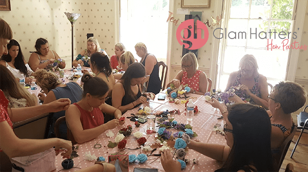 Flower Crown Workshop in Colchester